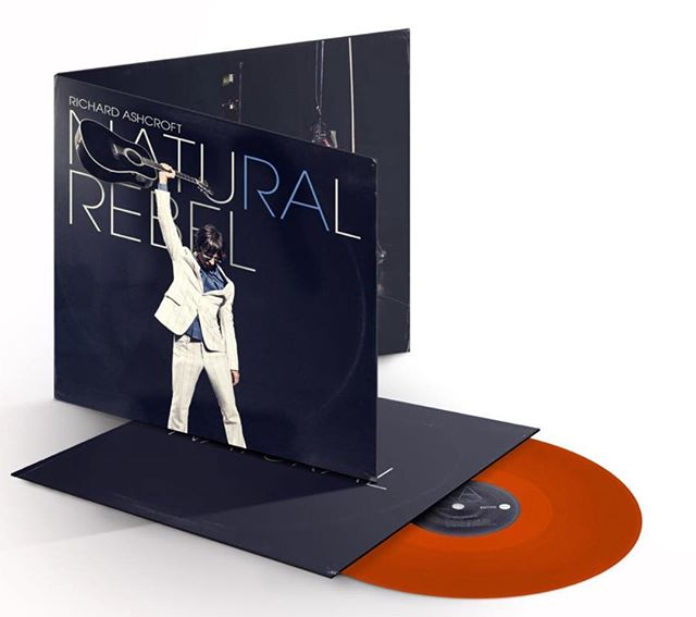Richard Ashcroft 'Natural rebel'