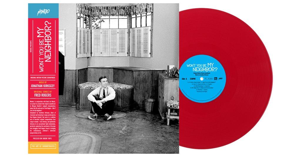 Won T You Be My Neighbor Original Motion Picture Soundtrack Lp Vinylradar Record Shop Directory