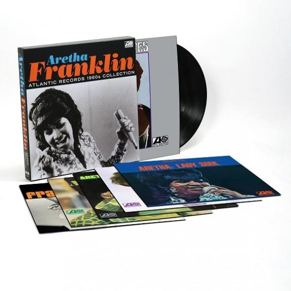 Aretha Franklin, ATLANTIC RECORDS 1960S COLLECTION