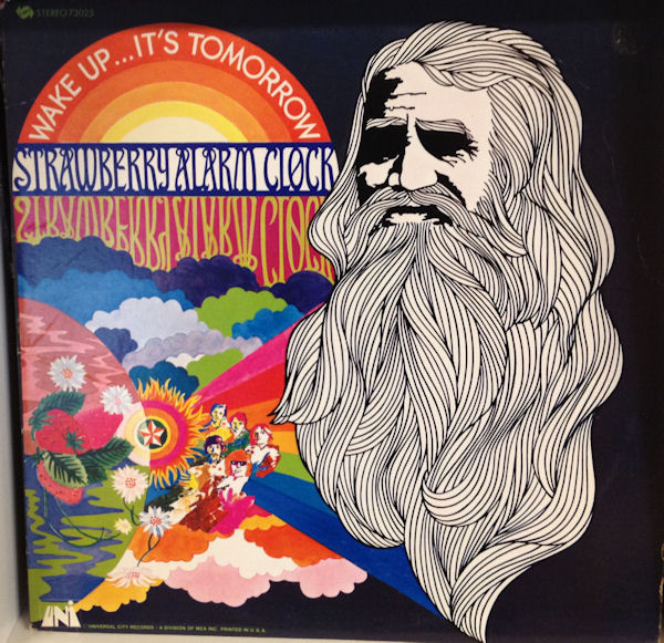 Strawberry Alarm Clock ‎– Wake Up...It's Tomorrow