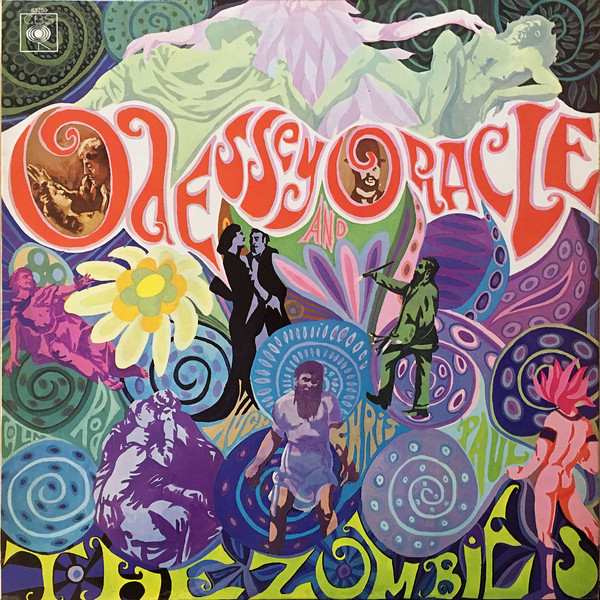 The Zombies ‎– Odessey And Oracle