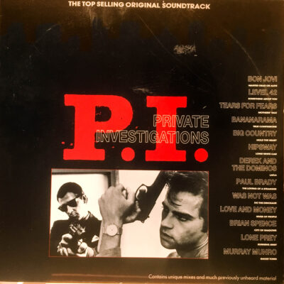Various ‎– P.I. Private Investigations