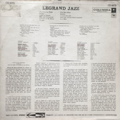 Michael Legrand Featuring Miles Davis
