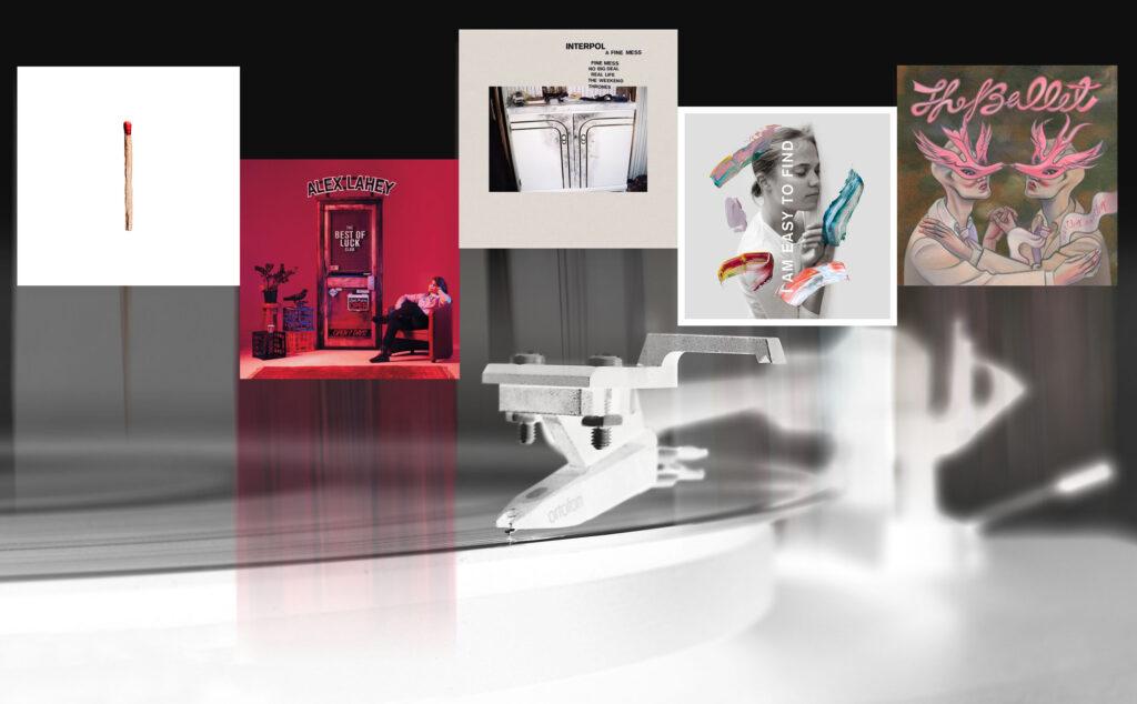 New Music Releases on Vinyl