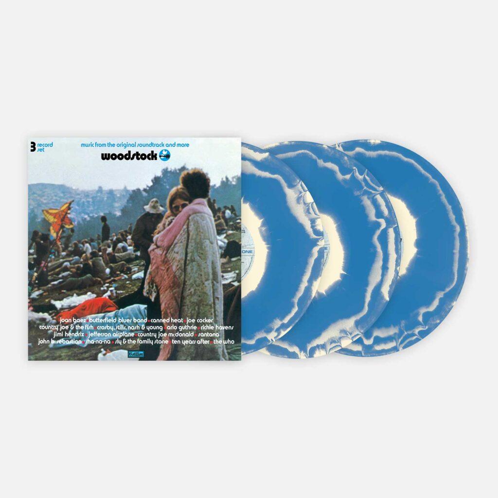 Vinyl Me Please Celebrates Woodstock 50th Anniversary Lp